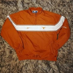 🍁University of Texas vintage windbreaker